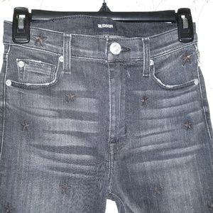 Denim - HUDSON High Rise Crop jeans - HARPER NWT
